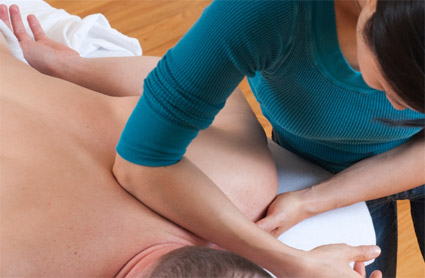 althletic therapy in Victoria, BC