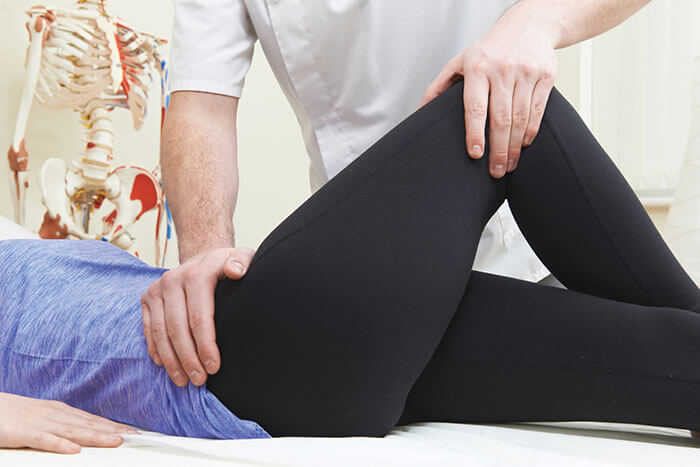 Physiotherapy and chiropractic care