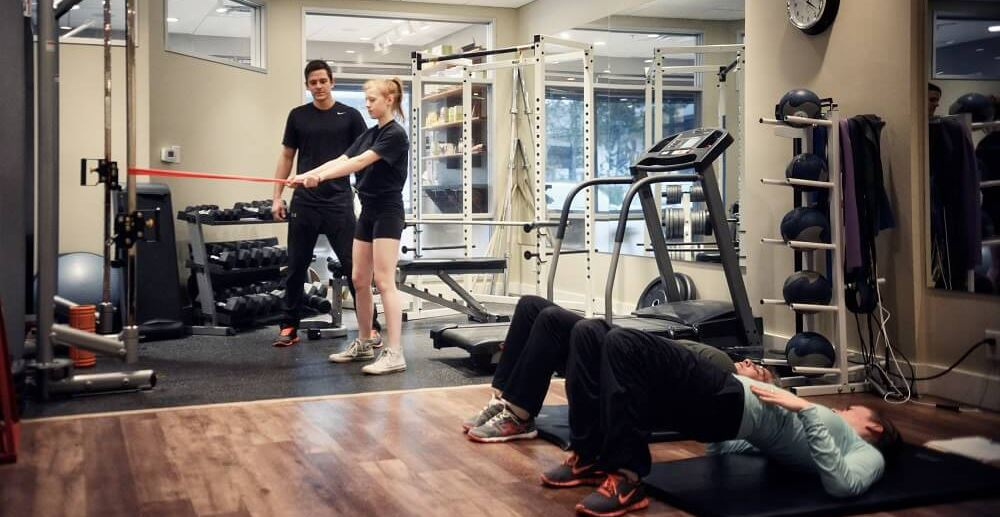 Personal trainers in victoria bc synergy health centre